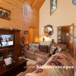 BBE LakeViewChalet Cabin 5